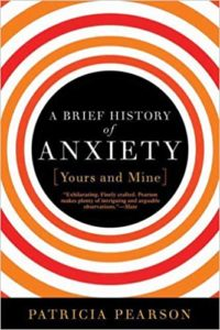 A Brief History of Anxiety book cover
