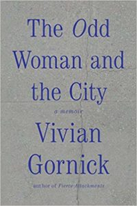 Odd Woman and the City Book Cover
