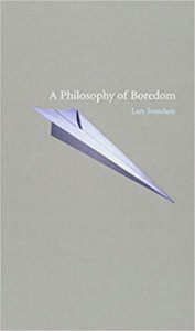 A Philosophy of Boredom book cover