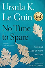 Book cover of No Time to Spare