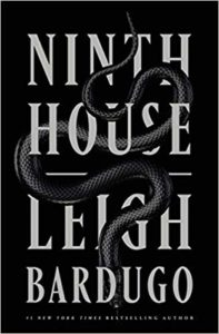 Cover of The Ninth House book